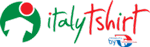 Italy Tshirt Stampa Magliette Logo